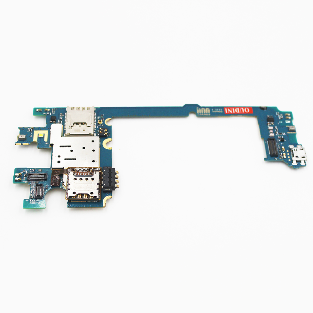OUDINI Original Unlocked For LG magna H502 Motherboard Test 100 H502 motherboard dual sim card