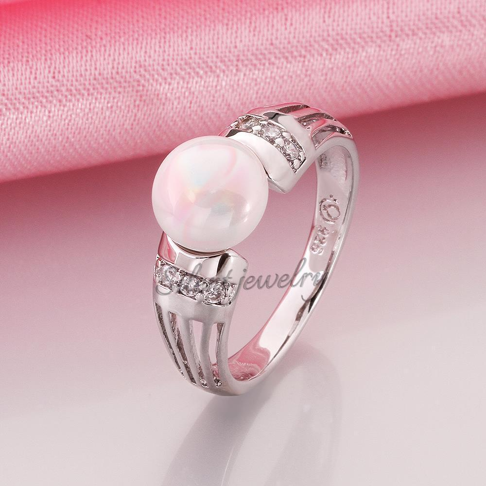 free shipping R012 8 Handmade Elegant Different Pearl Models Ring ...