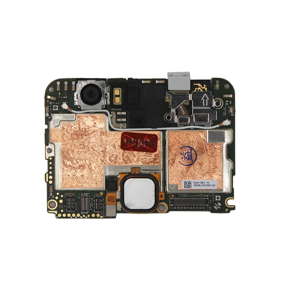 100 UNLOCKED 64GB work For Google Nexus 6P Mainboard Original For Google Nexus 6P H1512 Motherboard