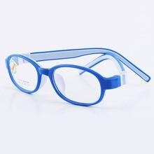 f4c20ec0a7 518 montura de gafas para niños y niñas Marco de gafas de calidad Flexible  para protección y corrección de visión