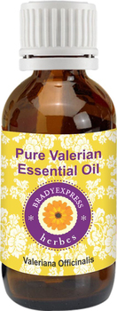 FRee Shipping Pure Valerian Essential Oil(Valeriana Officinalis)100% Natural Therapeutic Grade 5ML фото