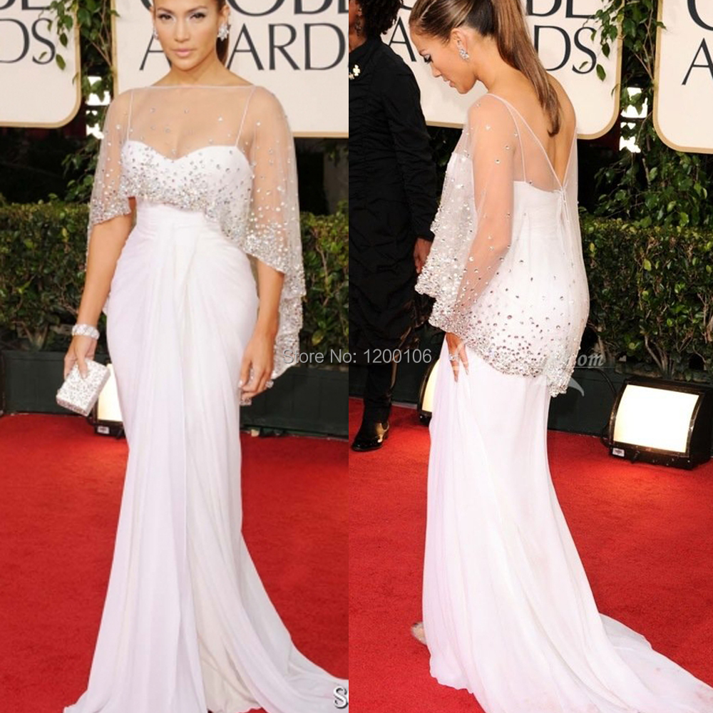 Online Buy Wholesale jennifer lopez dresses from China jennifer ...
