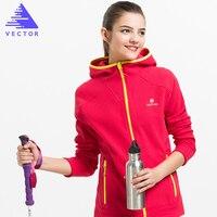 VECTOR Outdoor Fleece Jacket Women Professional Windproof Camping Hiking Jackets Climbing Travel Sport Coats 90010