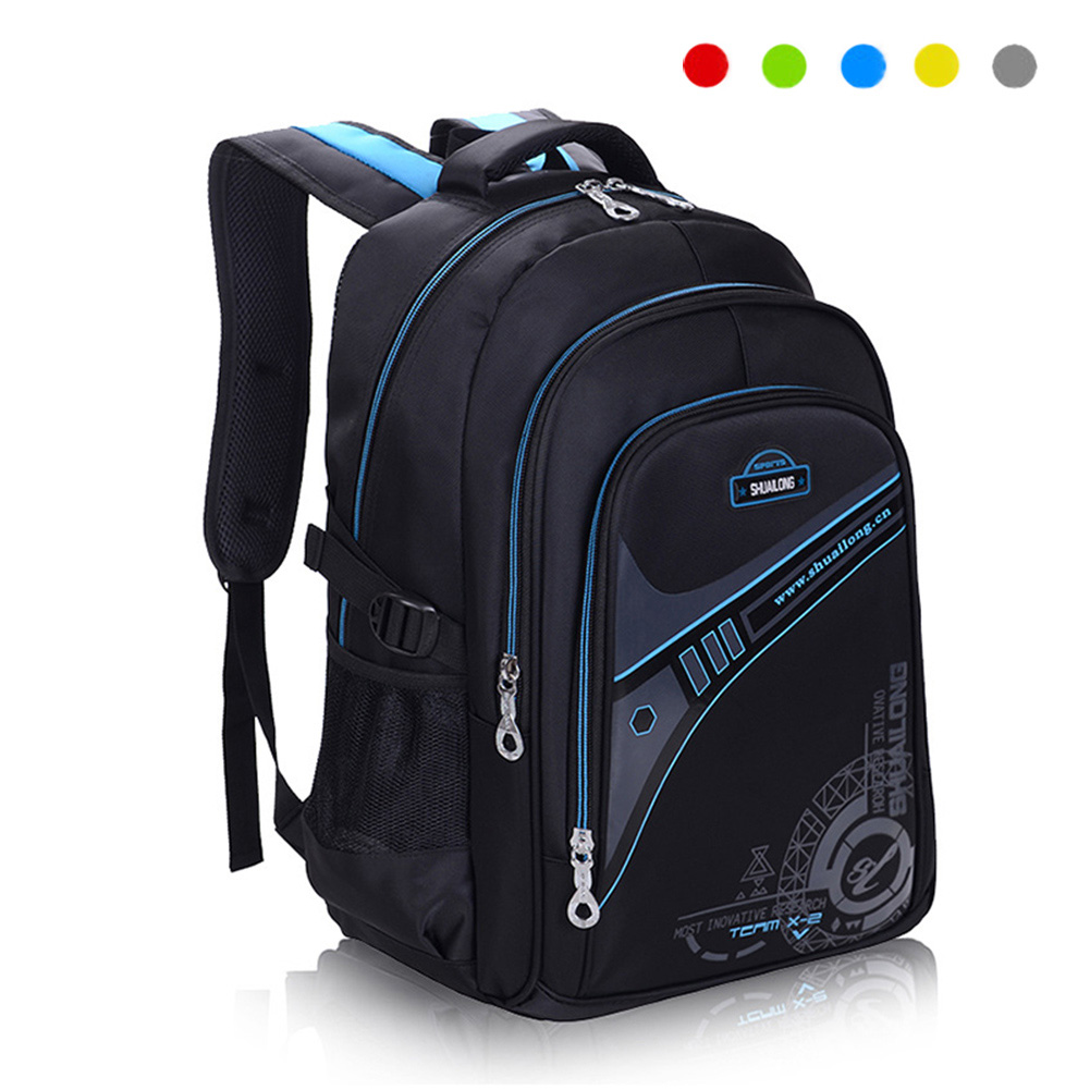 Fashion School Bag Orthopedic Children Backpack Schoolbags For Teenagers Boys Girls Kid BS88