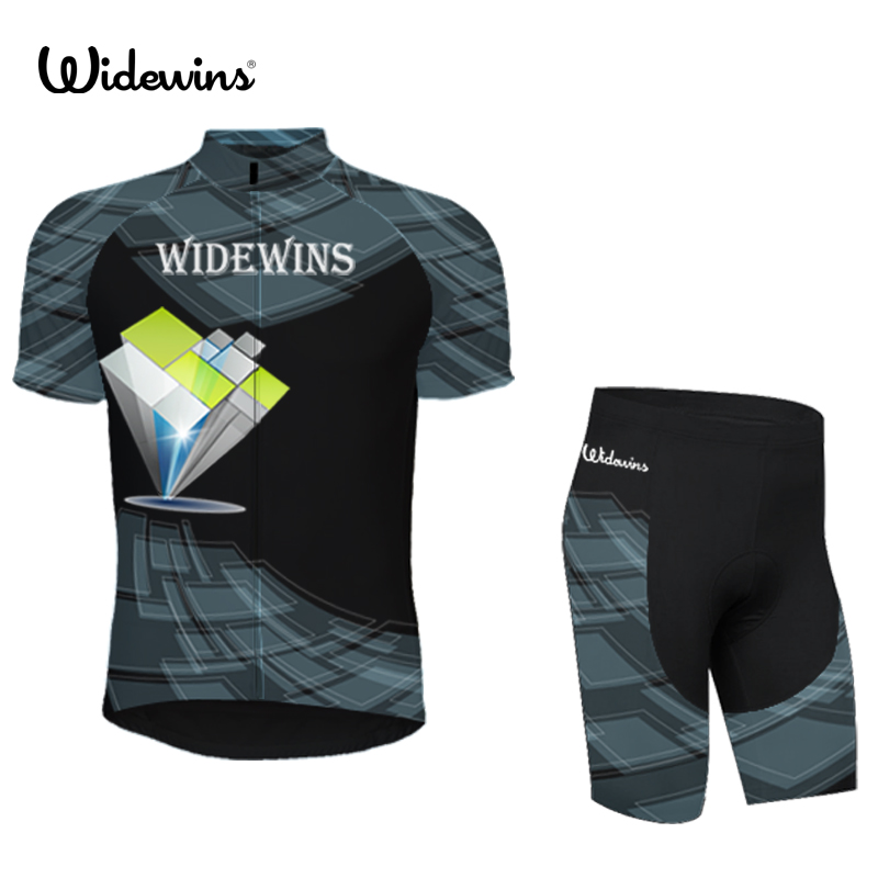 2017 widewins Summer Cycling Jerseys Bike Clothes Men/Maillot Ciclismo/Mountain Bicycle Wear Man Cycling Clothing 5277 men cycling clothing bike clothes men maillot ciclismo - title=