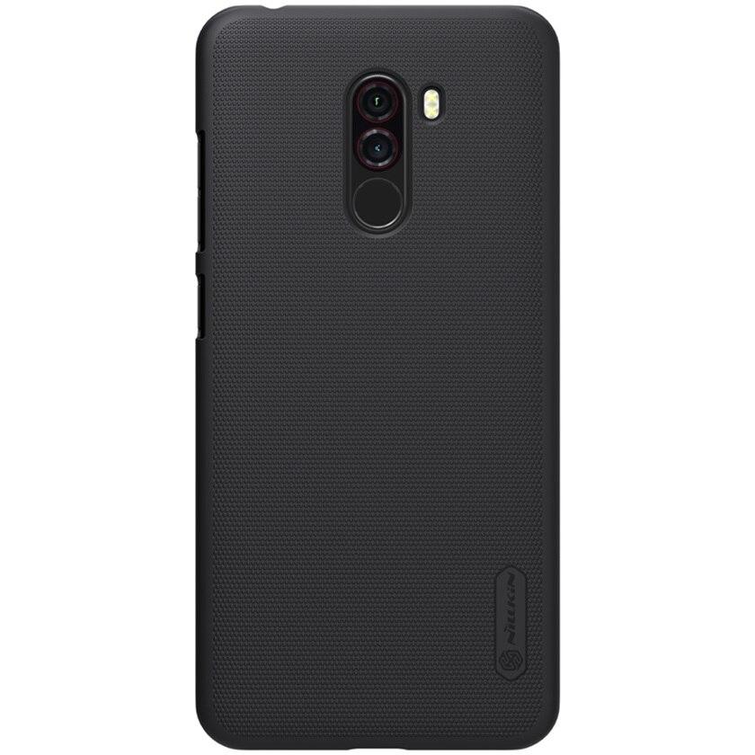 Для Xiaomi POCOPHONE F1 чехол Nillkin матовое PC матовый Твердый переплет для Xiaomi pocophone f1 Поко чехол для телефона