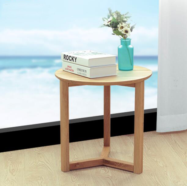 YINGYI Best Selling Modern Wood Round Coffee Table Free Shipping