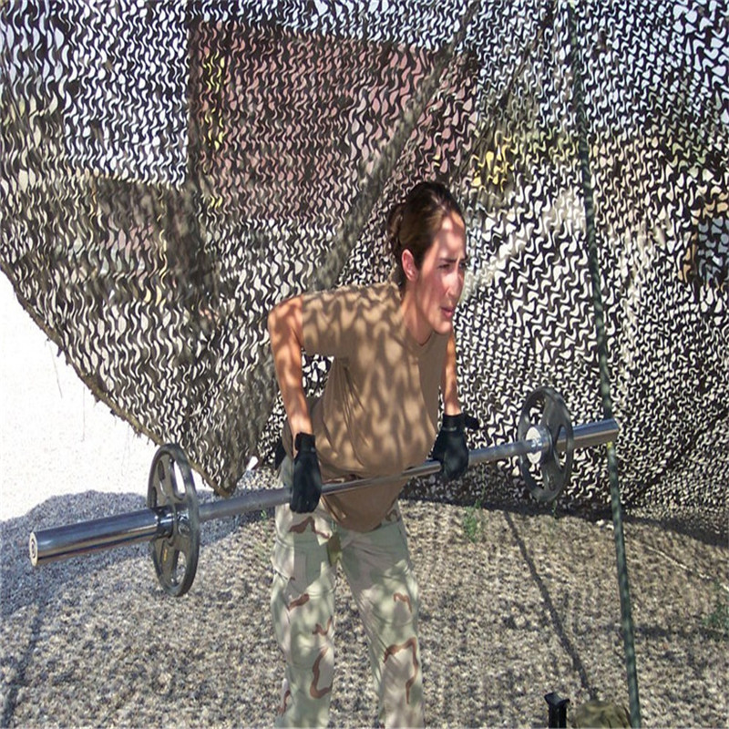 3M*5M Large Size Camouflage Net Camping Hiking Tents Car-covers 150D Polyester Camouflage Net Camping Hiking Tourist Beach Tents