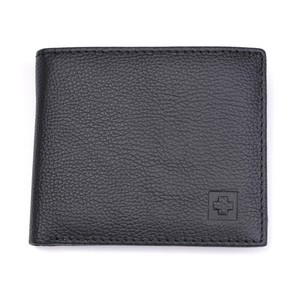 Image 4 - 100% Genuine Leather Wallet Men New Brand Purses for men Black Brown Bifold Wallet RFID Blocking Wallets With Gift Box MRF7