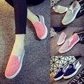 Cotton made low shoes woman Casual Shoes  Canvas shallow mouth Women Flats match shoes women canvas shoes Leisure