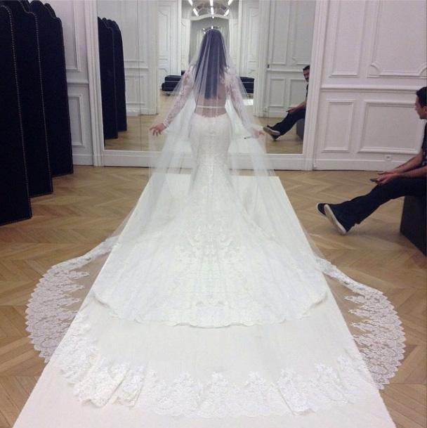 Don's Bridal 2016 One Tier Long Cathedral Lace One-layer Applique Appliqued Cotton Wedding Veils Accessories