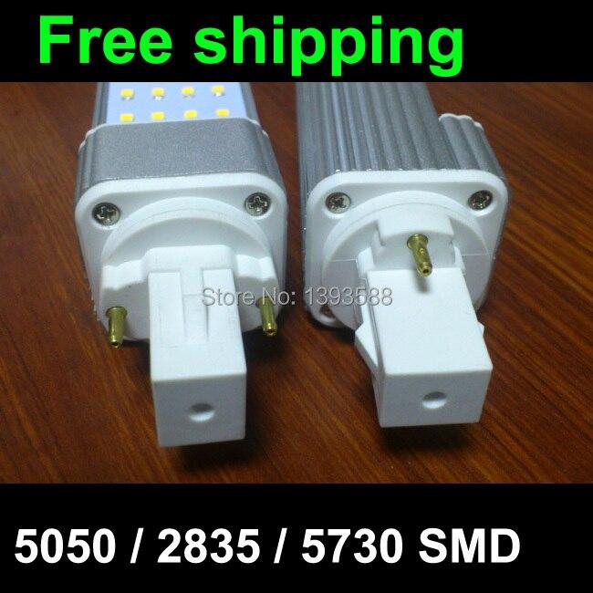 light g23 2 pin led 5W 7W 9W 10W 11W 12W 23W 14W 5730 5050 2835 cool white/Natural white/ AC85-265V 110V 220V 230V 240V