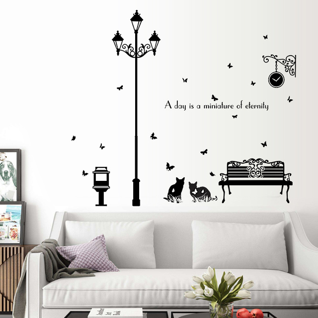 Decoration stickers muraux adhesif sticker mural adhsif for Decor mural adhesif