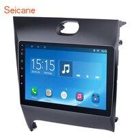 Seicane 9 Android 7,1/8,1 автомобиль радио головное устройство плеер gps навигации для 2013 2014 2015 2016 KIA CERATO K3 Форте с SWC