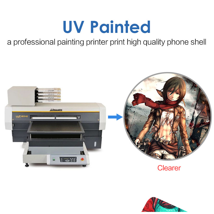 AKABEILA DIY Painted Silicon Cases for iPhone 11/11 Pro/11 Pro Max 3