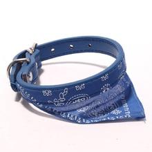 Модный шарф для маленьких собак Регулируемый Ошейник-шарф шейный платок ожерелье trigon аксессуары для домашних животных