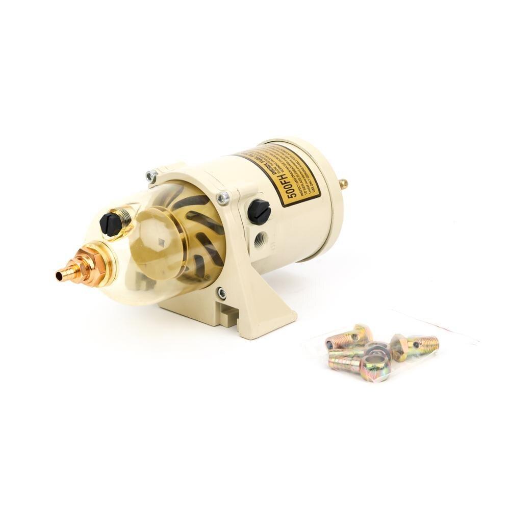 Separador de Água Filtro do Motor 2010pm + um Conjunto Combustível Filtro Turbina Diesel Marinho Incluem 2010pm Como Presente Livre 2019 500fg