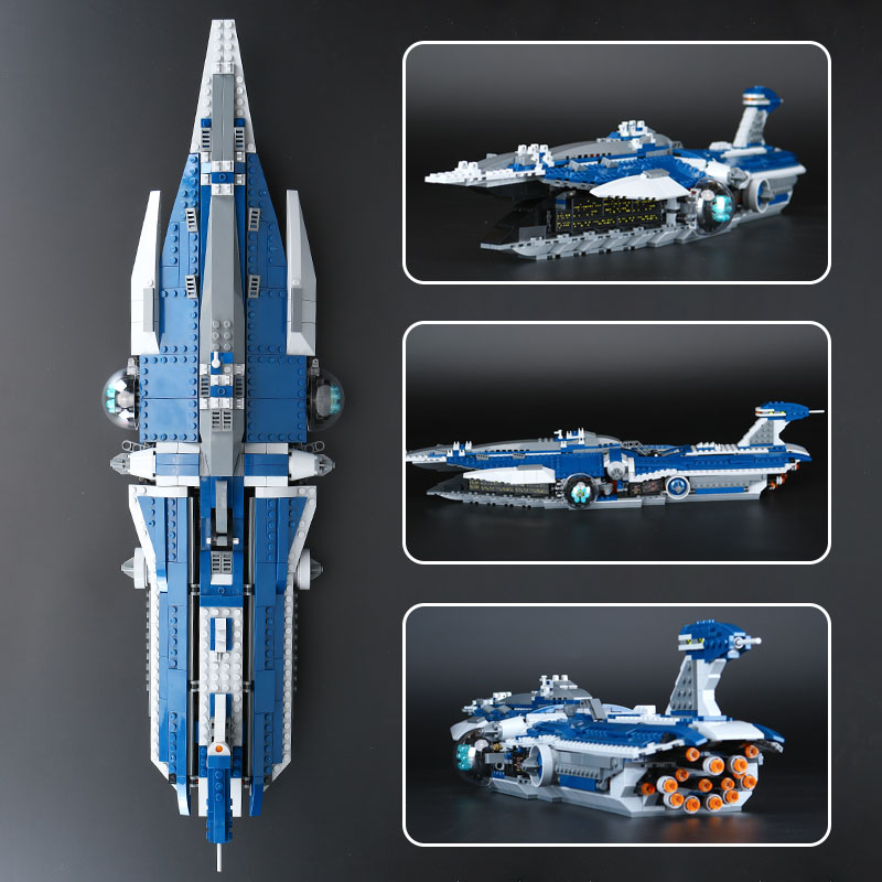 IN-STOCK Lepin 05072 1192Pcs StarWar The Limited Edition Malevolence Warship Set Children Building Blocks Bricks Toys Model9515 toyworld tw d04b iron dreg limited edition in stock