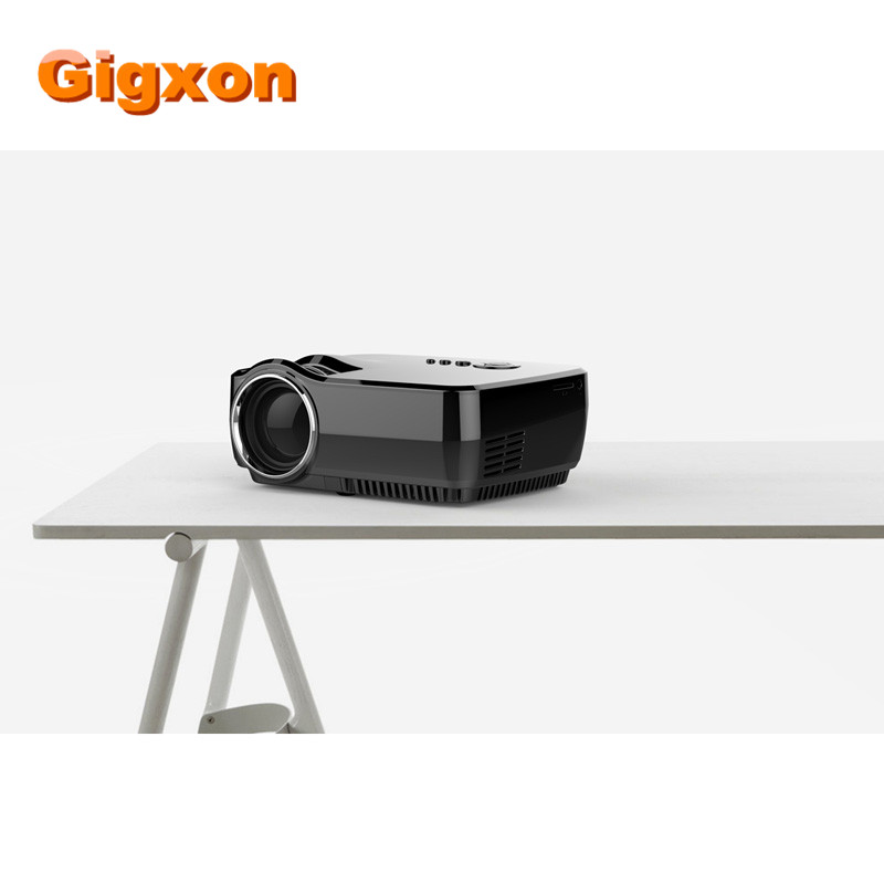 Gigxon G700 800 Lumens Support 1080 MINI Projector for Home Theater Projector