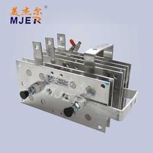 DSB400A CO2 NBC-DS400A трехфазный диод сварочный мост выпрямитель 200*98*6P DS 400A
