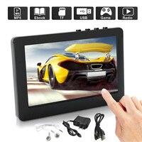 KROAK 8GB 4.3 Inch Screen Car MP3 MP4 MP5 Player Digital Video Media FM Radio TV OUT Support TF Card Max 32G