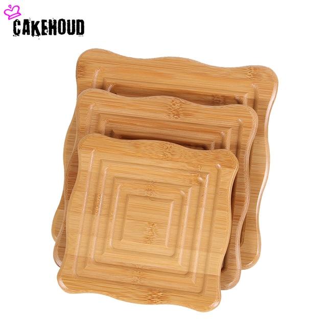 CAKEHOUD Bambou Isolation Pad Tapis De Table Porte Tampon ...