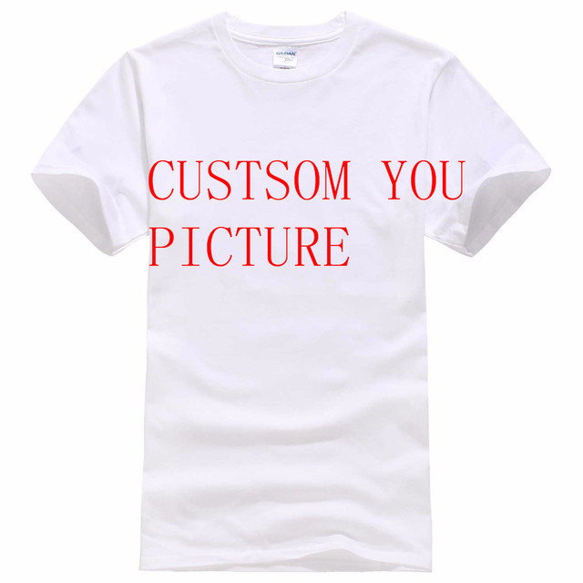9e8f0f5e595 Custom 3D print tshirt men Classic white casual short sleeve T-shirt  Streetwear Church design