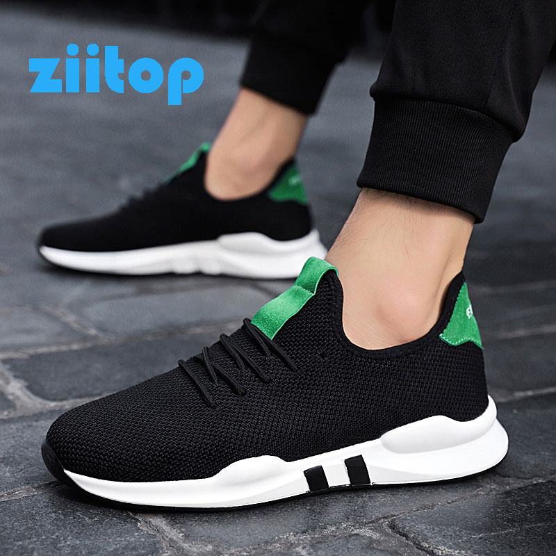 Running Shoes For Men Summer Men Sneakers Jogging Shoes Man Athletic Footwear Breathable Sports Shoes For Male Trainers Hombre