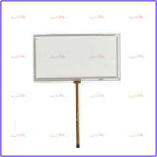 цена на NEW for Sony XAV-E62BT magnet  NEW 6 inch 4 wire Universal LCD Touch Screen Panel Digitizer CAR GPS for rideo