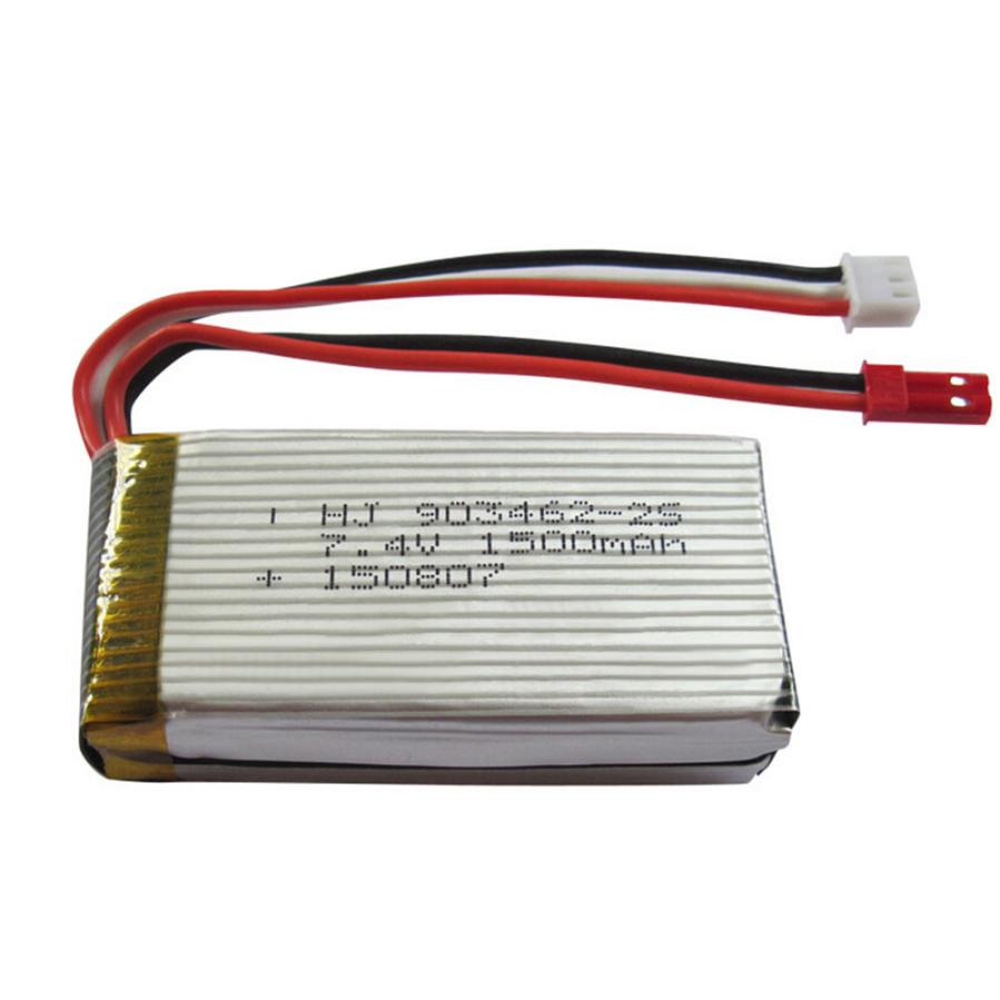 7.4V 1500mAh Lipo Battery for WLtoys V913 L959 L969 L202 K959 RC Quadcopter Hot Sale Drone Spare Part High Quality