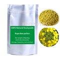 Envío libre 100% de la categoría alimenticia Natural puro polen de Abeja Violación 200 g/bolsa