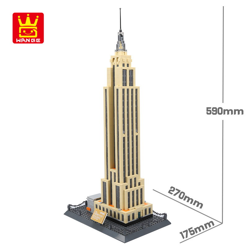 1995Pcs-WANGE-5212-Architecture-Empire-State-Figures-Blocks-Compatible-Legoe-Construction-Building-Bricks-Toys-For-Children (4)