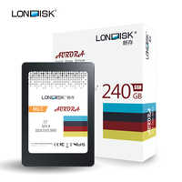 Londisk SSD 240GB Internal Solid State Drive 2.5 inch SATA III HDD Hard Drive Disk SSD For Laptop Desktop PC