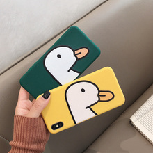 Cute Cartoon Patterned Phone Case For iphone
