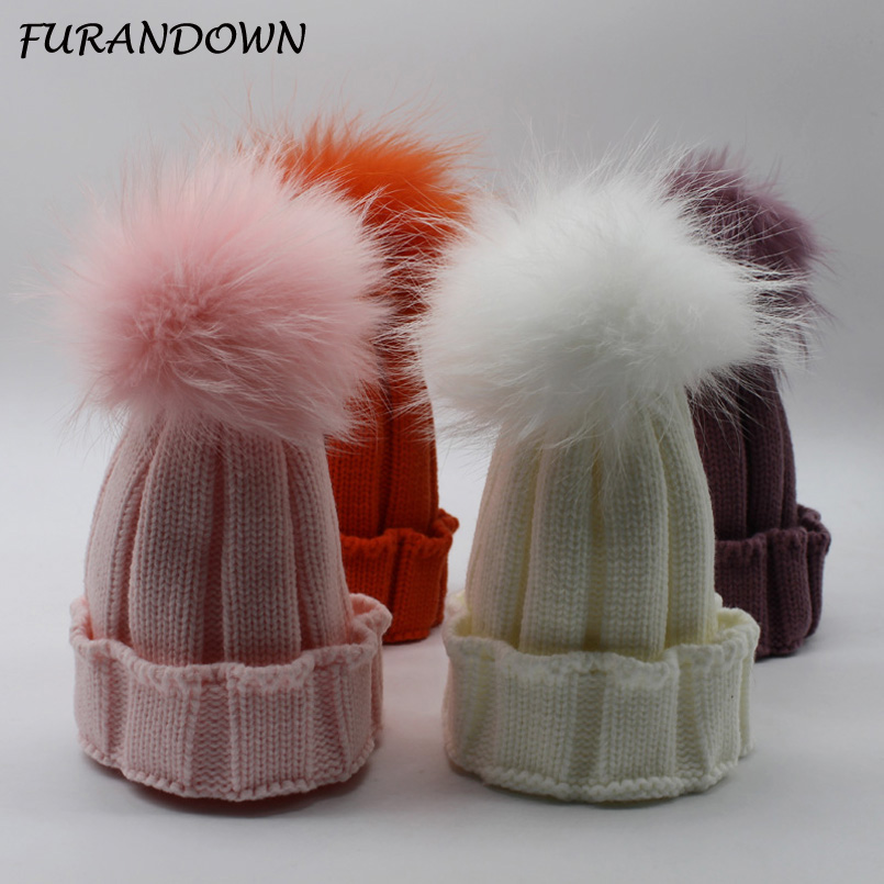 FURANDOWN Παιδιά Χειμώνας Καπέλα Beanie Baby Boys - Αξεσουάρ ένδυσης