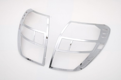 Free Shipping Chrome Tail Light Cover for Chevrolet Captiva