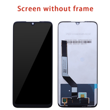Original para Xiaomi Redmi NOTE 7 LCD pantalla táctil digitalizador montaje para Redmi note 7 pro pantalla LCD con marco redmi NOTE7 LCD
