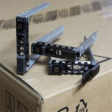Free ship ,2.5 inch SAS SATA Tray Caddy Hard Drive For Dell 0G176J R for R630 R730 XD R920 R820