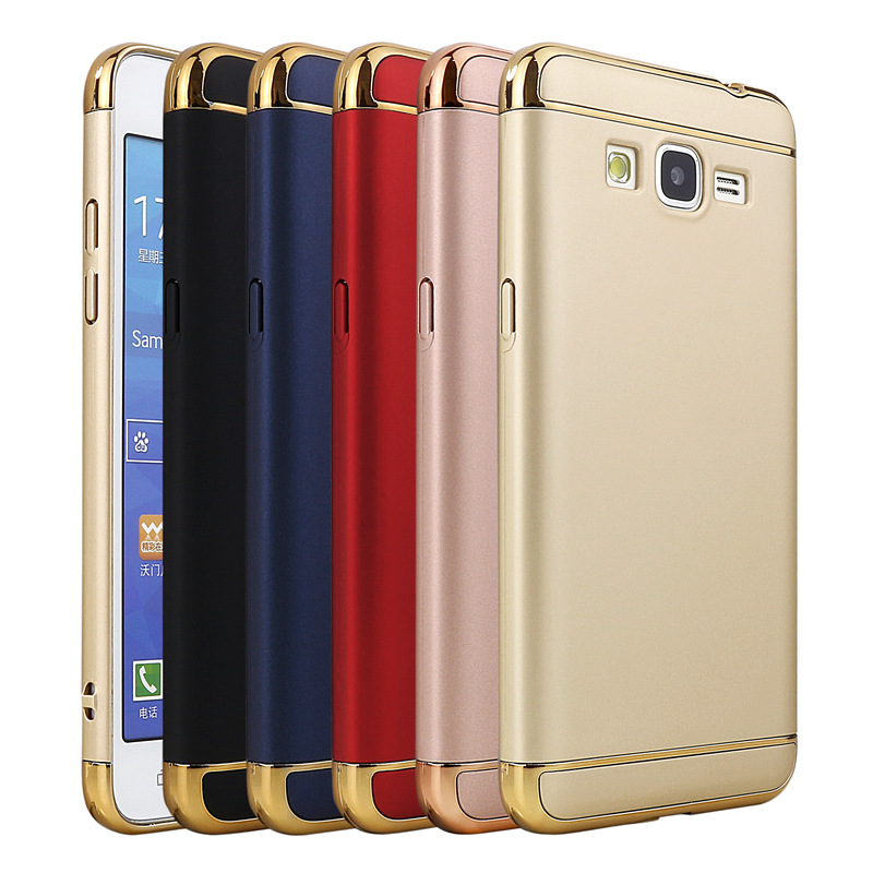 newest 2994e 18f16 US $3.52 | Luxury Case For Samsung Galaxy Grand Prime Case G530 G531F Full  Degree Protection Hard PC Back Case For Grand Prime G5308 G531H-in ...