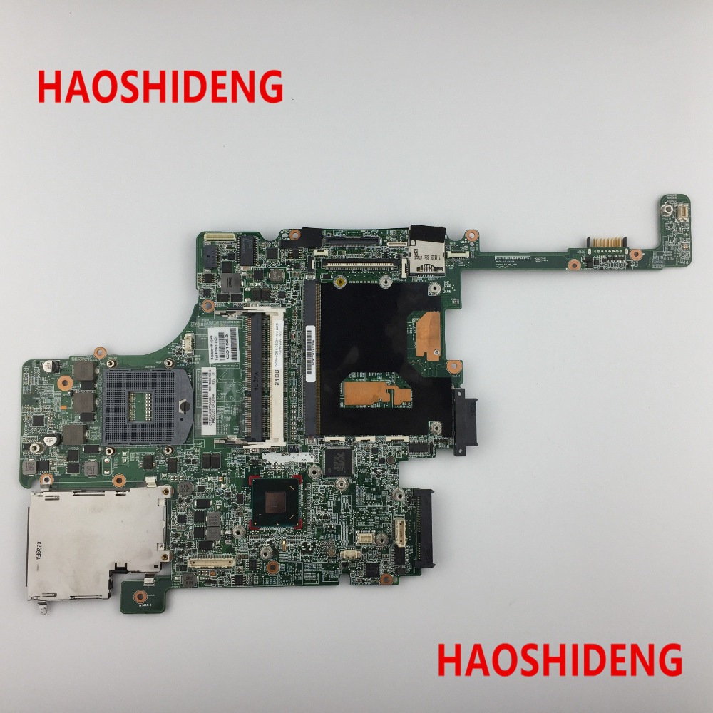 Free Shipping, 684319-001 For HP EliteBook 8560W  series Motherboard QM67 with graphics slot.All functions 100% fully Tested !  free shipping 595764 001 kaq00 la 4951p for hp elitebook 8540p 8540w series laptop motherboard all functions 100