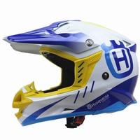 Husvarna Motorcycle Helmet ATV UTV Cross Bike helmet DOT ECE approved Off Road helmet S,M,L,XL,XXL available