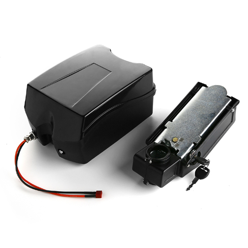 48v 30ah lithium ion ebike battery Frog  case bicycle electric bike - Cycling - Photo 3