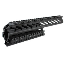 купить Funpowerland Galil/Golani Tactical Quad Rail Picatinny System Scope Mount, MNT-TGL01_PRO Black дешево