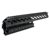 Funpowerland Galil/Golani Tactical Quad Rail Picatinny System Scope Mount, MNT TGL01_PRO Black