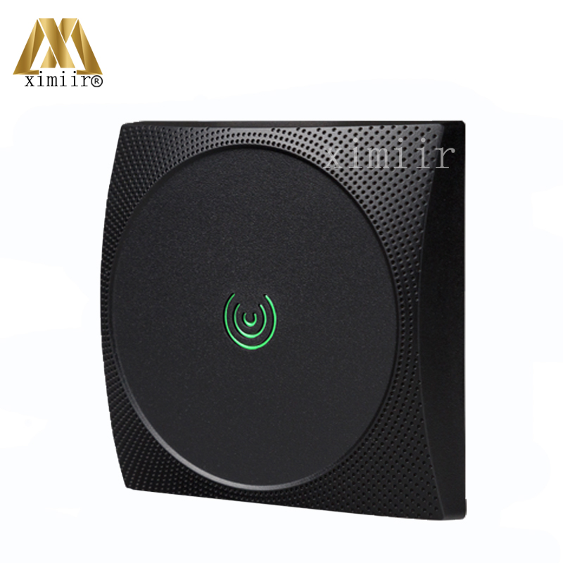 Good Quality IP65 Waterproof 125KHZ RFID Card Smart Card Reader Wiegand26 EM4100 Card Access Control Reader Smart Reader KR601 125khz rfid card smart card reader for access control system weigand26 and weigand34 ip65 waterrproof out door use card reader