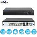 16ch stand alone dvr full hd h.264 vga hdmi grabador de vídeo p2p nube rs485 hiseeu audio envío libre