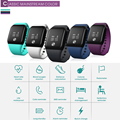fashion A88+ sport smart Bracelet support Heart rate blood oxygen monitoring Pedometer watch smartband sleep for IOS Android