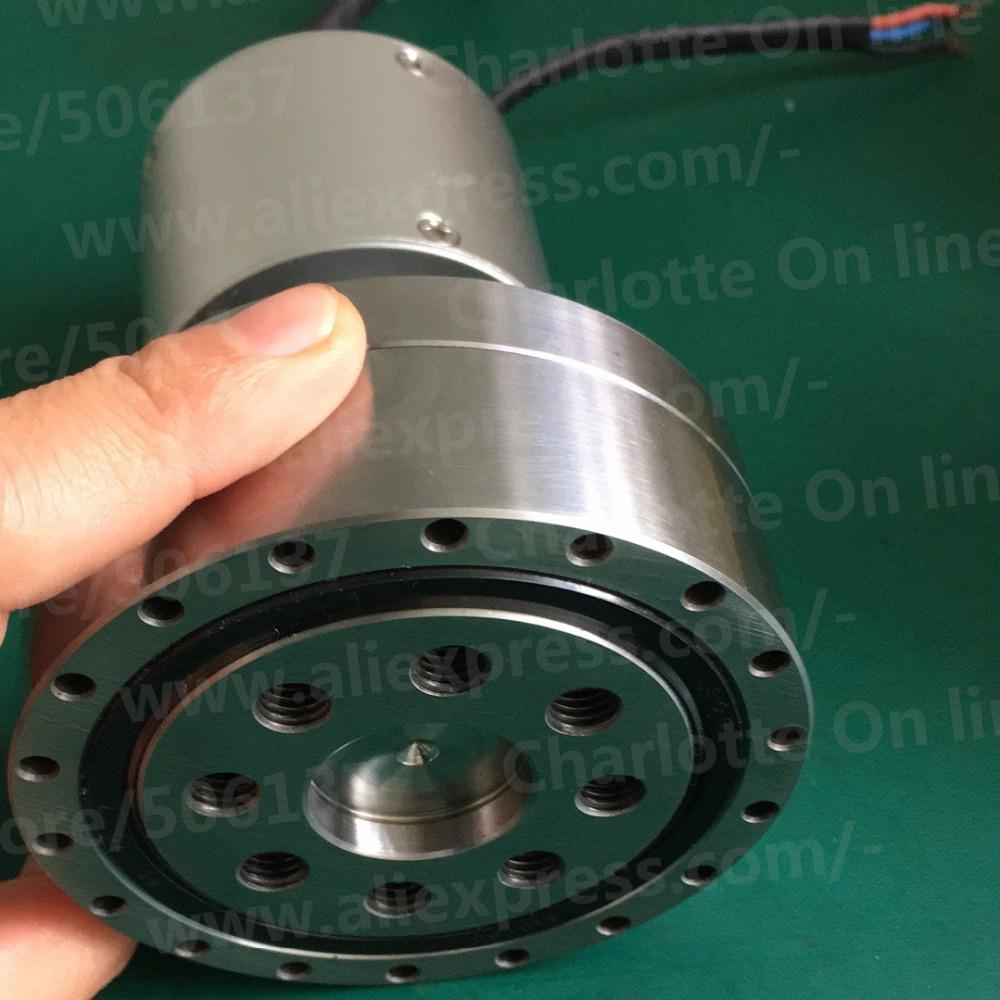 24V/48V Brushless DC servo gear motor Coreless motor harmonic reducer  200~400W SERVO GEAR MOTOR
