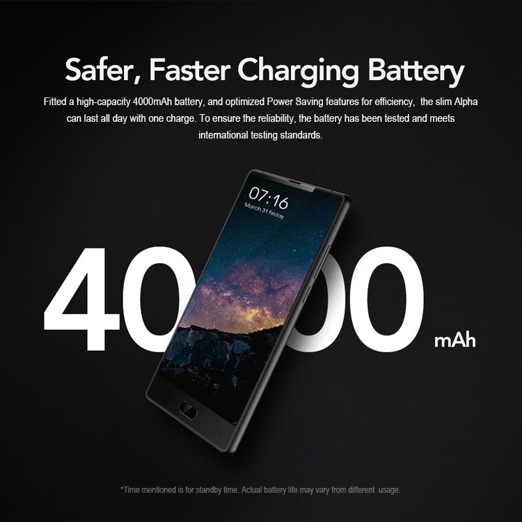 MAZE ALPHA 6GB RAM 64GB ROM MTK Helio P25 2.5GHz Octa Core 6.0 Inch 2.5D Corning Gorilla Glass LG FHD Screen Dual Camera Android 7.0 4G LTE Smartphone