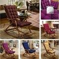 Универсальная цельная кресло-качалка Подушка для стула диван мягкие подушки на спинку подушка для кресла мат «татами» шезлонг кресло подуш...